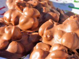 Хрустящие шоколадные кластеры