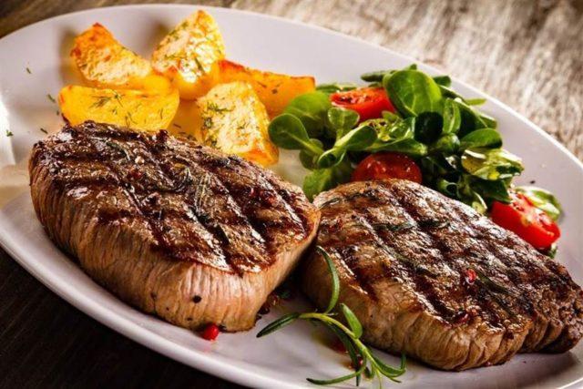 Идеальный говяжий стейк