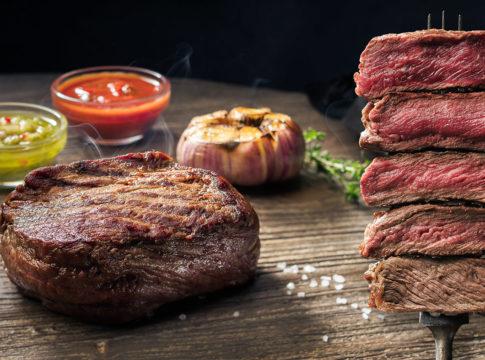 stepen progarki steika