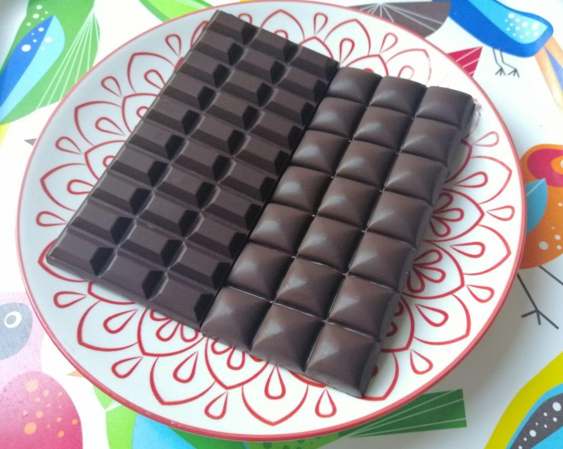 Шоколад из тертого какао
