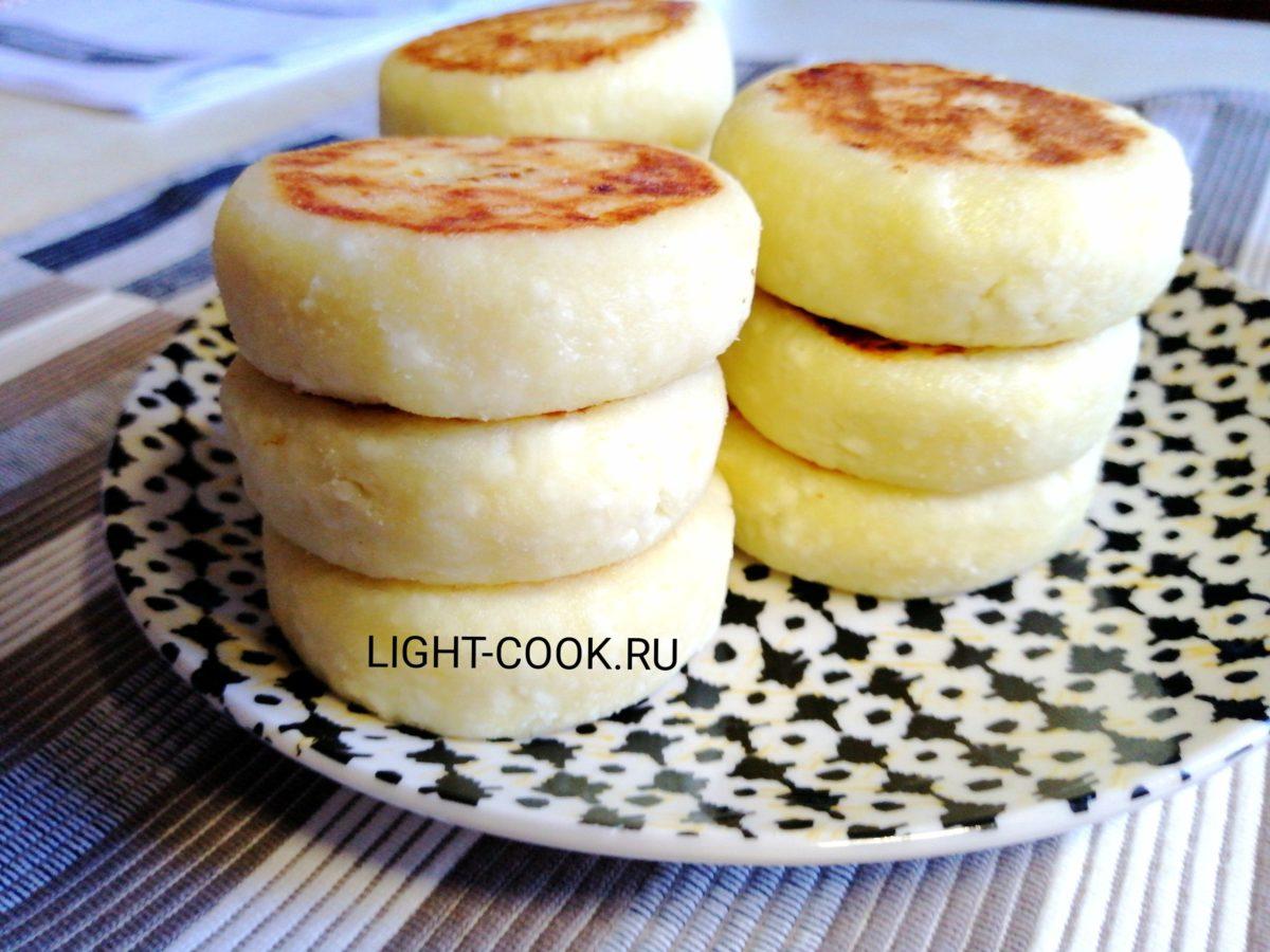 сырники из творога рецепт приготовления