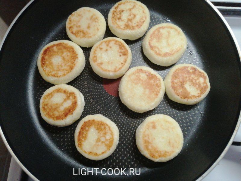 сырники простой рецепт приготовления