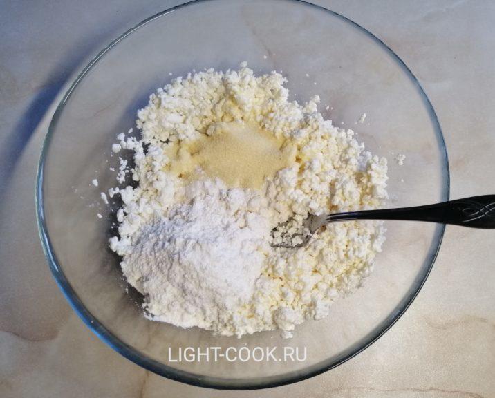 сырники из творога рецепт теста