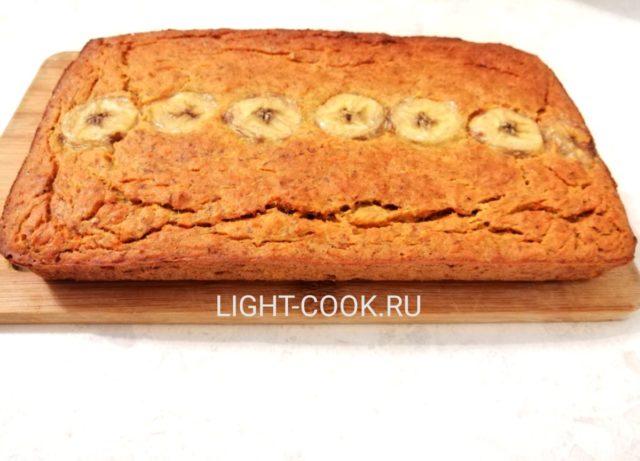 пирог из моркови рецепт